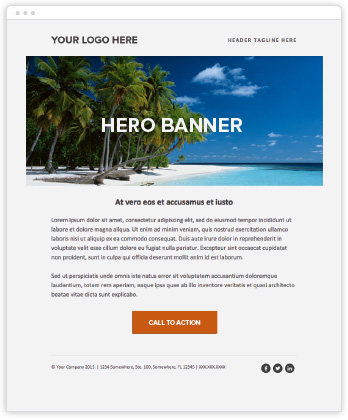 Responsive Marketo Email Templates Roger West - Marketo email templates