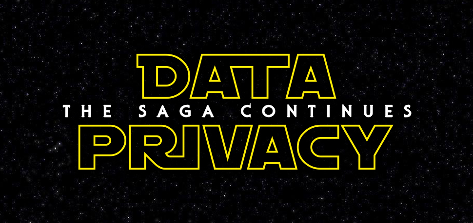Data Privacy Star Wars image